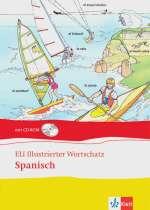 ELI illustrierter Wortschatz Spanisch Cover