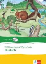 ELI illustrierter Wortschatz Deutsch Cover