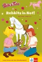 Rehkitz in Not! Cover