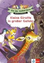 Kleine Giraffe in grosser Gefahr Cover
