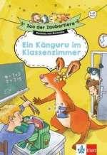 Ein Känguru im Klassenzimmer  Cover
