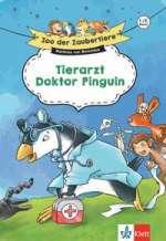 Tierarzt Doktor Pinguin Cover