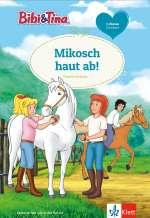 Mikosch haut ab! Cover