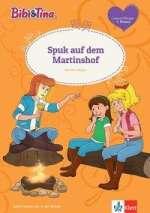 Spuk auf dem Martinshof Cover