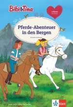 Pferde-Abenteuer in den Bergen Cover