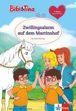 Zwillingsalarm auf dem Martinshof Cover