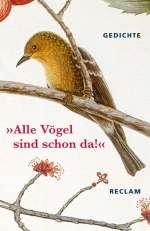"""Alle Vögel sind schon da!"" Cover"
