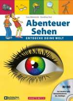 Abenteuer Sehen / Cover