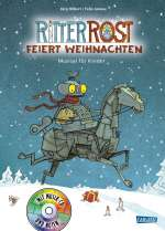 Ritter Rost feiert weihnachten Cover