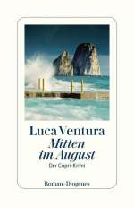 Mitten im August Cover