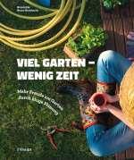 Viel Garten - wenig Zeit Cover