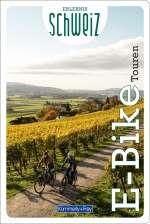 E-Bike Touren Erlebnis Schweiz Cover