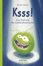 Ksss! Cover
