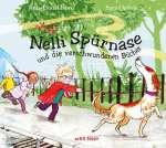 Nelli Spürnase und die verschwundenen Bücher Cover