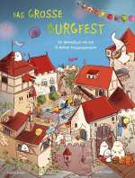 Das grosse Burgfest Cover