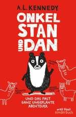 Onkel Stan und Dan und das fast ganz ungeplante Abenteuer Cover