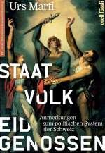 Staat, Volk, Eidgenossen Cover