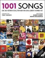 1001 Songs, die Sie hören sollten, bevor das Leben vorbei ist Cover