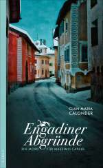 Engadiner Abgründe Cover
