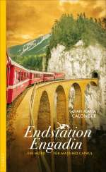 Endstation Engadin Cover
