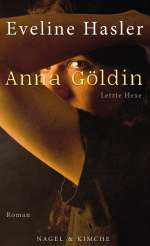 Anna Göldin - Letzte Hexe Cover