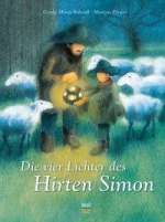 Die vier Lichter des Hirten Simon Cover