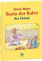 Boris, der Kater Der Elefant Cover