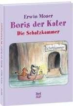 Boris, der Kater Die Schatzkammer Cover
