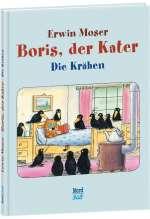 Boris, der Kater Die Krähen Cover