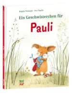 Ein Geschwisterchen für Pauli Cover
