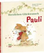 Herzlichen Glückwunsch, Pauli Cover