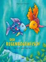 Der Regenbogenfisch lernt verlieren Cover