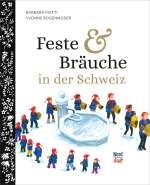 Feste & Bräuche in der Schweiz Cover