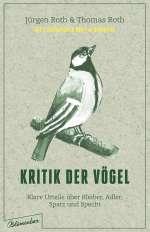 Kritik der Vögel Cover