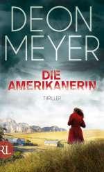 Die Amerikanerin Cover