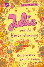 Julie und das Herzschlamassel Cover