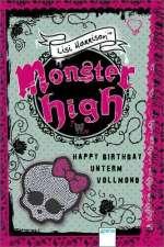 Monster High; Happy Birthday unterm Vollmond Cover