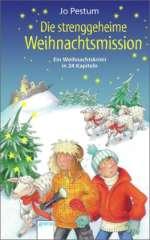 Die streng geheime Weihnachtsmission Cover