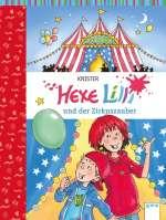 Hexe Lilli und der Zirkuszauber / Cover
