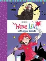 Hexe Lilli auf Schloss Dracula Cover