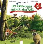 Der kleine Fuchs entdeckt den Wald Cover
