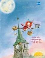 Frida, die kleine Waldhexe - Donner, Blitz und Sonnenschein, ich will immer pünktlich sein Cover