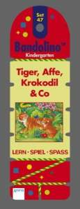 Tiger, Affe, Krokodil & Co Cover