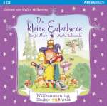Willkommen im Zauberwald! (2CD) Cover