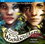 Woodwalkers & Friends (1) : Katzige Gefährten Cover