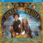 Der magische Pakt (3 Hörbuch-CD) Cover