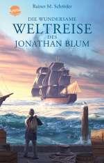 Die wundersame Weltreise des Jonathan Blum Cover