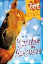 Kopfüber ins Abenteuer Cover