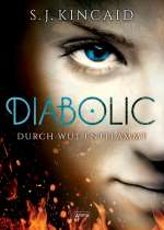 Diabolic - durch Wut entflammt Cover