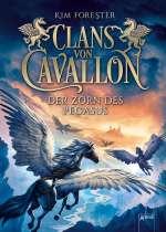 Der Zorn des Pegasus Cover